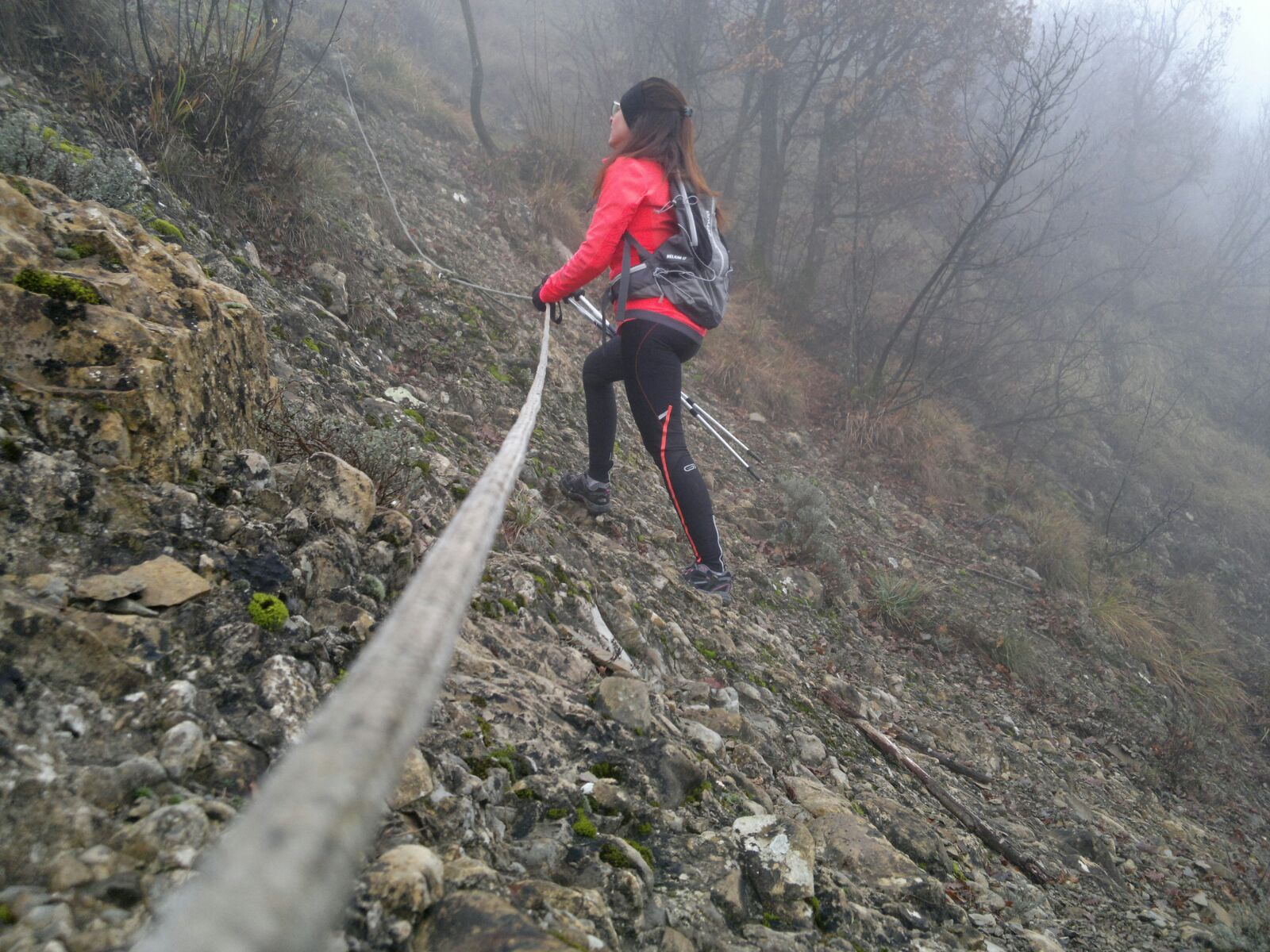 La Croce degli Alpini - Trekking Inside