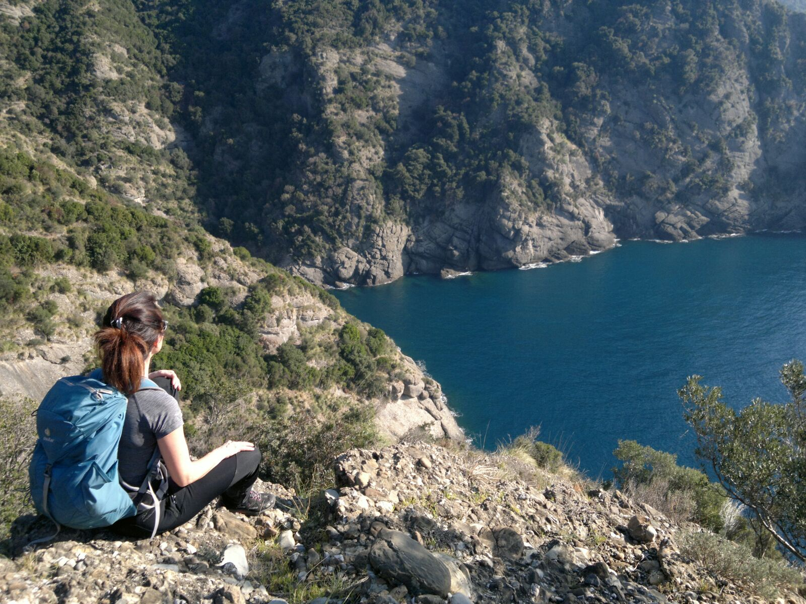 Da Camogli a San Fruttuoso - Trekking Inside